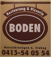 Pizzeria Boden